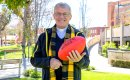 No prayers, only hope for Richmond: Perth Catholic Archbishop hopeful his Tigers can break premiership drought